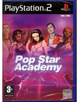 Juego PS2 Pop Star Academy