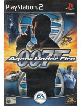 Juego PS2 007 Fuego Cruzado