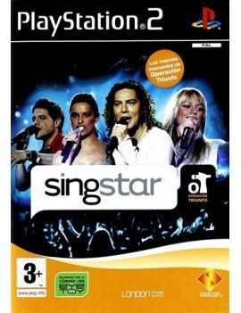 Juego PS2 Singstar OT