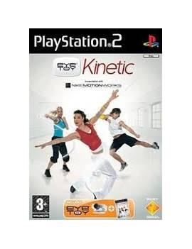 Juego PS2 Kinetic