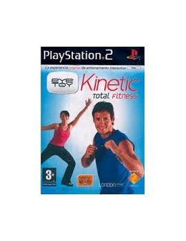 Juego PS2 Kinetic total...