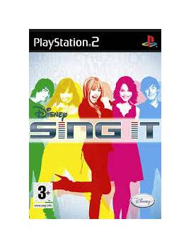 Juego PS2 Sing IT