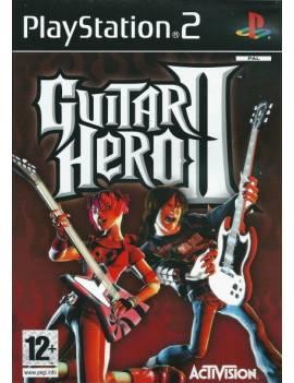 Juego PS2 Guitar Hero II