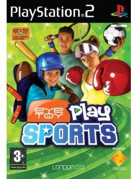 Juego PS2 Play Sports