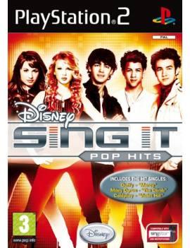 Juego PS2 Disney Sing It...