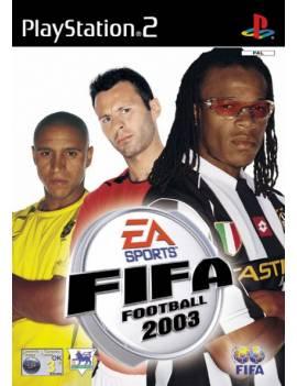 Juego PS2 Fifa 2003