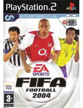 Juego PS2 Fifa 2004