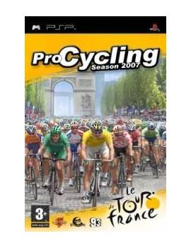 Juego PSP Pro Cycling...