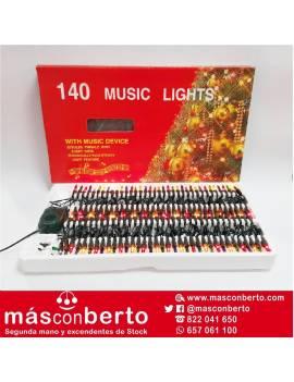 Luces de Navidad 140 und....