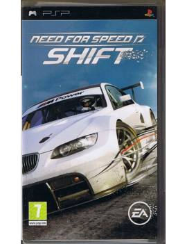 Juego PSP Need For Speed Shift