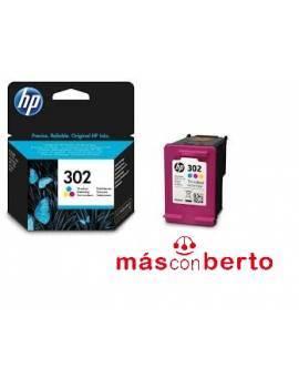 Cartucho de tinta HP 302 color