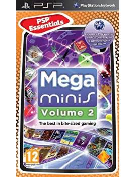 Juego PSP Mega minis Volume 1