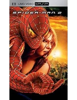 Película PSP Spiderman 3