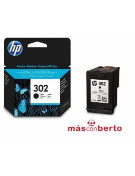 Cartucho de tinta HP 302 Negro