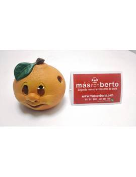 Porta velas de Naranja