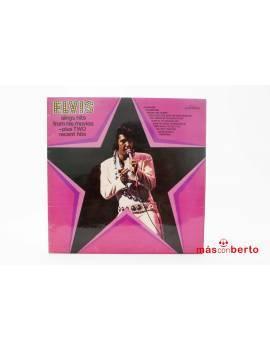 Vinilo Elvis Sings Hits...