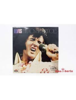 Vinilo Elvis Para Los Fans...