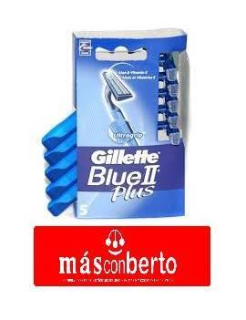 Gillette Blue II