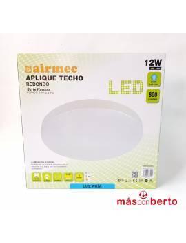 Aplique Techo Redondo 12W...