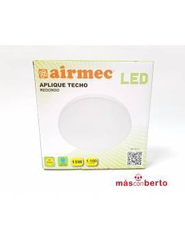 Aplique Techo redondo 15W...
