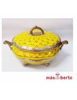 Sopera Amarilla/Plata...