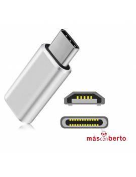 Adaptador Micro USB-Tipo C