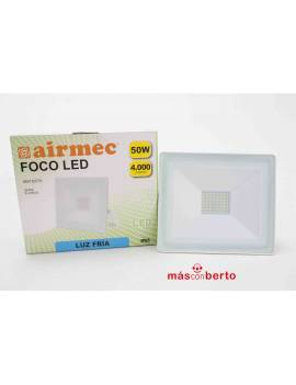 Foco Led 50W Luz Fria Serie...