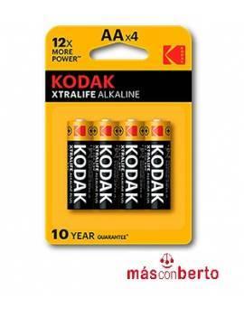 Pilas AA Kodak XTRALIFE...