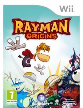 Juego WII Rayman origins