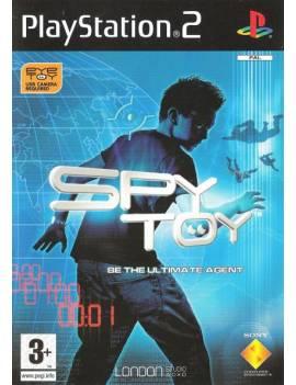 Juego PS2 Spy Toy