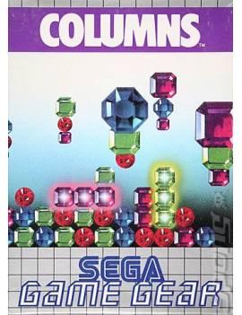 Juego SEGA GAME GEAR Columns