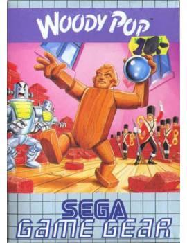 Juego SEGA GAME GEAR Woody pop