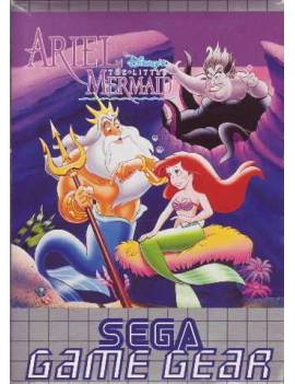 Juego SEGA GAME GEAR Ariel...