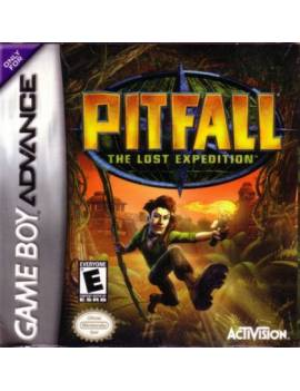 Juego Game Boy Advance PITFALL