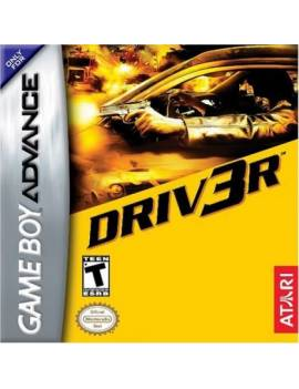 Juego Game Boy Advance DRIV3R