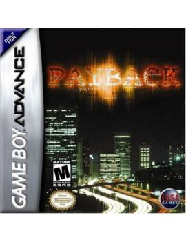 Juego Game Boy Advance Payback