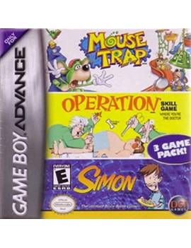 Juego Game Boy Advance 3...