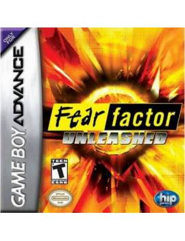 Juego Game Boy Advance Fear...