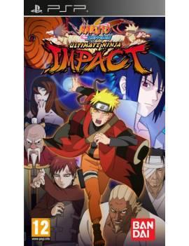 Juego PSP Naruto ULTIMATE...
