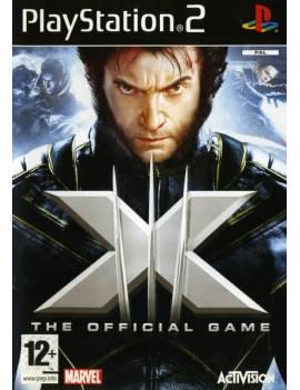 Juego PS2 X MEN El...