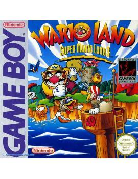 Juego GAME BOY Wario Land