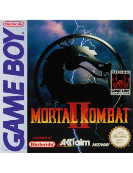 Juego GAME BOY Mortal Kombat 2