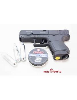 Pistola Aire compromido...