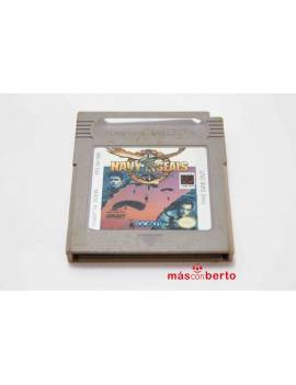Juego GAME BOY Navy Seals