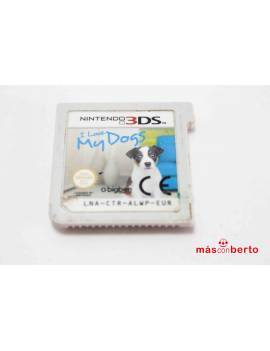 Juego Nintendo 3DS I love...