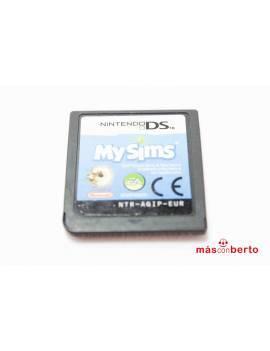 Juego Nintendo DS My Sims