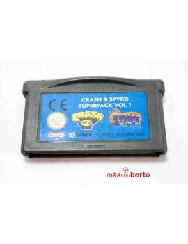 Juego GAME BOY ADVANCE...