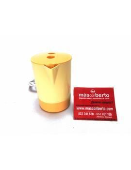 Hervidor de agua 0,5L Amarillo