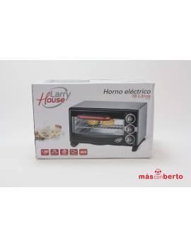 Horno 18L 1380W Acero LH1226