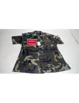 Camisa Militar Boscosa...